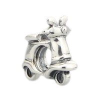 Silver scooter jewelry - Beads Hunter Jewelry Authentic Sterling Silver scooter