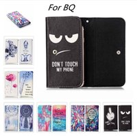 angeles cover - PU Leather Phone Cases For BQ BQS Drive Blade Los Angeles Sydney Wallet Style With Card Slot Cover Case
