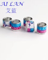 Wholesale The toothed plastic ring