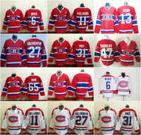 Ice Hockey alexander semin jersey - 2016 New Montreal Canadiens Shea Weber Alexander Semin Alexander Radulov Andrew Shaw Stitched Hockey Jerseys Mix Orders