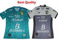 best soccer t shirts - Soccer Jersey Club León F C Football Shirts Mexico Club Team Soccer T shirts Luis Montes Home away Shirts Hernandez Torres Best Quality
