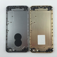 Wholesale Battery Cover for Apple iPhone Plus Rear Back Door Housing Chassis Assembly Good Quality for iPhone inch plus inch