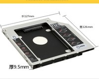 Wholesale Notebook drives a mechanical SSD hard drive bracket SSD drive bracket mm SATA3 ultrathin model