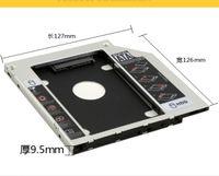 Wholesale Notebook drives a mechanical SSD hard drive bracket SSD drive bracket mm SATA3 ultrathin model