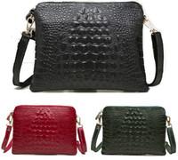 Wholesale clutch bag purse women shoulder handbag ostrich tote lady new arrive AU France CA wallet crocodile Togo genuine leather bags Paris US EUR