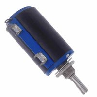 Wholesale F117 WXD3 W Shaft Dia K Ohm Rotary side Multiturn Potentiometer
