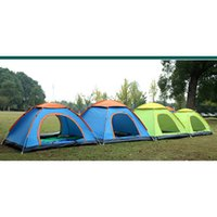 Wholesale Outdoor Tent Automatic Build Free Rainproof Sunshade Lazy Outdoor Camping Beach Tents Warm And Windproof Tent