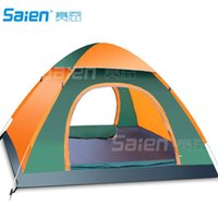 Wholesale 2016 Person Tent ultralight Tents Double layer Camping Tent Outdoor Tent