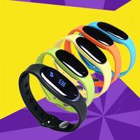 apples information - L7 smart Bracelet smart wearable touch movement step by step information to remind the Bluetooth Bracelet smart SPORTS BRACELET