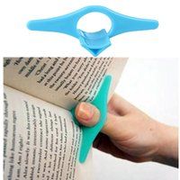 Wholesale New Arrival Multifunctional Creative Thumb Book Support Bookmarks