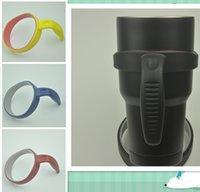 Wholesale Portable Plastic Hand handle Holder Mugs Portable Hand Holder For YETI Rambler Tumbler oz Cups Rambler Handle and yeti cup lid