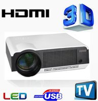 advertise videos - LED86 Digital LED Home Education Projector Engineering Theater Projection Lux Full HD Business Advertising D Projector Projection
