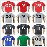 8493110c385 Cheap Soccer IBRAHIMOVIC Soccer Jersey Best Men Short POGBA football jerseys