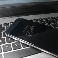 Cheap Luxury Android 6.0 5.5 inch Goophone S7 Edge Clone Phone MTK580 Quad Core 1G Ram 8GB Rom 8MP Camera 1280*720 Metal body with original logo