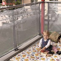 balcony netting - New Pc children thickening fencing protect net balcony child fence baby infant safety fence net for baby play