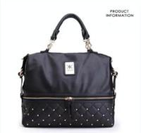 Wholesale New Fashion kardashian kollection brand black chain women leather handbag shoulder bag KK Bag totes messenger bag free shippin