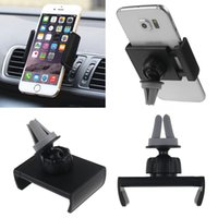 best iphone car cradle - Best Universal Car Air Vent Phone Holder Mobile Phone Mount Cradle Stand for iPhone Plus For Samsung Holder