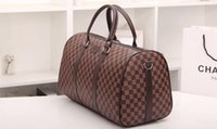 Wholesale Business OL style new Men Travel Bag Women Luggage Handbags Large Bags sports bag