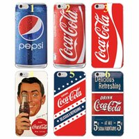 beer case - New Luxury Coke Pepsi Case for iPhone s s Plus Drink Beer Bottles Cartoon Anti knock Phone Cases Cover