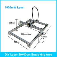 Wholesale DIY MINI Laser Engraver Engraving Machine mW cm carving size