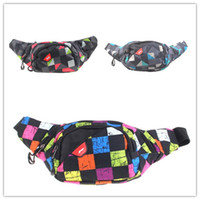 Wholesale Outdoor waterproof sport waist bags climbing Large capacity bag Unisex Oxford cloth hight quality Waist Bags Coin Purse