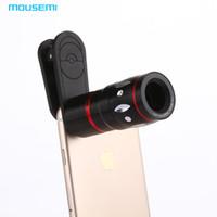 al por mayor conejo xiaomi-Rabbit Clip 10x lente del telescopio del zumbido para el iPhone 7 6 5s Cámara lente del teléfono móvil Smartphone Lente Lentes para el xiaomi redmi nota 3