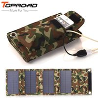 battery source mobile - Portable Outdoor w Foldable Folding Solar Panel Pack Power Source Charging External Mobile USB Battery Charger for SmartPhones