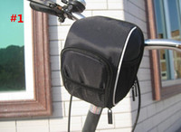 Wholesale High Quality Cycling MTB Front Top Tube Bag Road Folding Bike Bag Basket Sport Cycle Bicycle Tube Bag