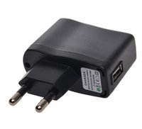 Wholesale 5V MA A Power Adaptor adapter Supply AC Charger Head with USB socket power supply charger DHL FEDEX