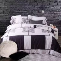 Wholesale Modern Style high quality Cotton Bedding sets Simple and attractive Suitable for a variety of modern living space