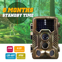 Wholesale inch MP P HD scouting hunting camera nm night version wide angle lens waterproof trial camera