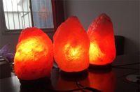 base salt - Himalayan Glow Hand Carved Natural Crystal Himalayan Salt Lamp With Genuine Neem Wood Base multicolor LED Bulb and USB Plug
