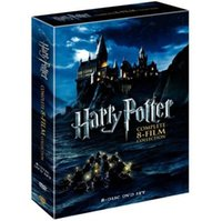 Wholesale Harry Potter Complete Film Collection DVD Disc Set
