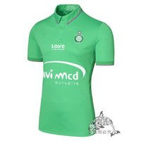 anti clothing - New AS Saint Etienne Home Soccer Jerseys AS Saint Etienne FOOTBALL SHIRTS Saint Etienne Men football clothes Best quality