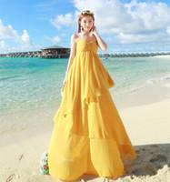 Wholesale DHL free ship Maxi bohemian beach dresses skirt Women Summer Large swing strapless dresses holiday Sleeveless long elegant dress Vestidos