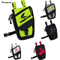 Wholesale Latest RS TAICHI RSB269 BELT POUCH leg bag shoulder bag Multifunctional outdoor sports bag Phone bag gr