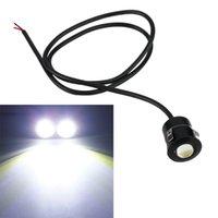 Wholesale W White Radar Eagle Eye Lights V Daytime Running Light Reverse Fog Lamps Worldwide Store