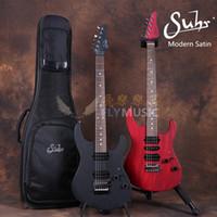 Wholesale Hot sale Suhr custom guitar custom color Suhr Morden Satin electric guitar without bag suhr floyd rose guitar