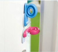 Wholesale New Style Snail Safety Door Clamp Baby Safety Cartoon Animal Child Safety Protect Hands Safety