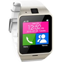 Android French Blood Oxygen 2016 new GV18 Smartwatch Bluetooth Smart Watch wearable devices For Android IOS Phone Support SIM SMS GPRS NFC FM PK DZ09 GT08 U