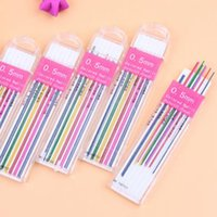 Wholesale Boxes mm Mechanical Pencil Lead Colors Automatic Pencil Refill Painting And Writting Stationery Gifts For Kids