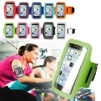 band black keys - Waterproof Gym Sports Running Armband Arm Band Pouch Phone Case Cover Key Holder for IPhone S C G S s iPod Touch