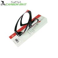 Precio de Fibra de carbono bicicleta-Nuevo diseño de la marca T700 completo de fibra de carbono de bicicletas de botella de agua jaula rack / bicicleta roja / piezas de bicicletas