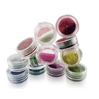 Wholesale Body Glitter Powder Shimmer Glitter Tattoos Powder Colors Acrylic Glitter Dust Decoration paillettes corps