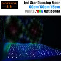 active x control - cm x cm LED RGB Panel Dancing Dance Floor Remote Control Stage Light KTV Bar Party Disco DJ Club LED effect