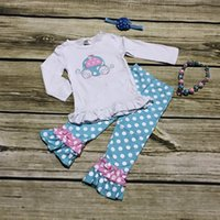 baby fairy outfits - 2 t Baby girls fashion clothing cotton fall suit girls outfits pumpkin fairy talecarriage set with matching necklace and bow