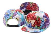 H114521 # Nouveaux diamants d'approvisionnement Cayler enfants NY lettre casquette de baseball hommes Bones Snapback Hip Hop mode chapeau plat
