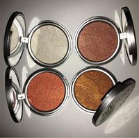 Wholesale 2017 kylie jenner Highlighter Makeup Illuminators Facial Highlighter Skin Illuminator Complexion Contour foundation make up Powder DHL ship