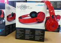 For Apple iPhone best value iphone - SMS Audio SYNC Wired STREET by Cent Headphone For Phones Laptop MP3 MP4 Computer iPad iPod Tablet Best Value Headset Sport Earphones