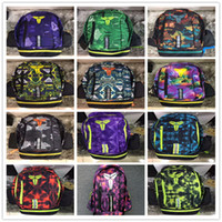 Wholesale Low price High quality Fashion KOBE Men Backpacks Basketball Bag Sport Backpack School Bag Teenager Backpack Mochila Outdoor Bags